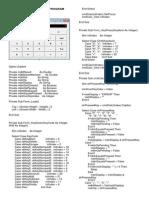 Sample Calculator Program