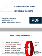 Chapter 3 Intro to BPMN