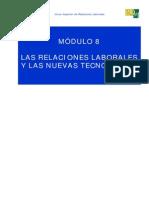 Mód 8 - Las relaciones laborales y las nuevas tecnologías.pdf