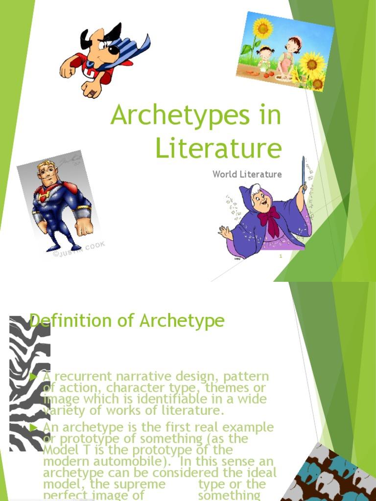 Archetypes Archetype Hero