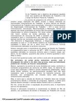 Ponto Dos Concursos - Direito Do Trabalho - Glaucia Barreto-libre