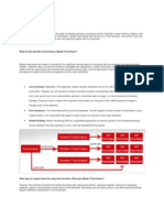 Franchise Model Document