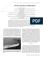 Geology of the Isla de Mona
