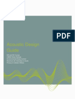 Caice Acoustic Design Guide 2008-07-01
