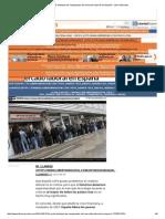 La OCDE Destapa Las Vergüenzas Del Mercado Laboral en España - Libre Mercado