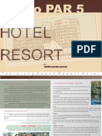perancangan hotel resort