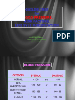 Blood Pressure_Risk_Factor and Life Style Modification