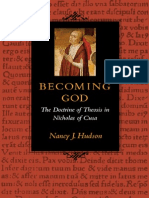 Becoming God; The Doctrine of Theosis in Nicholas of Cusa (2007)
