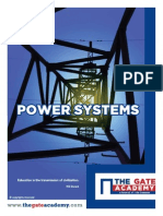 GATE Power Systems Book