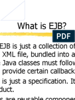 EJB Introduction for All New Users