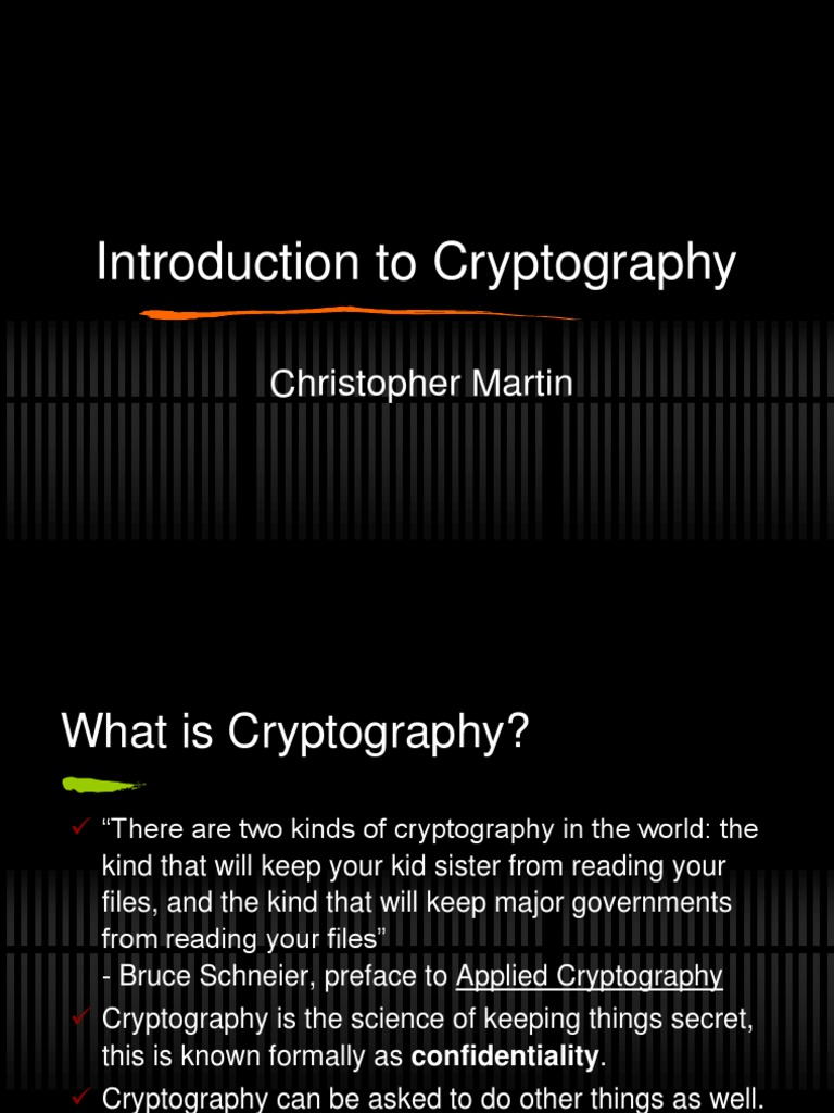 Cryptography Intro 1208982511694551 8 Ppt Cryptography Key