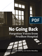 No Going Back - Forgotten voices from Prudhoe Hospital