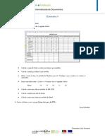 Exercício Excel 3