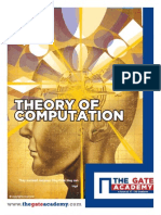 GATE Theory of Computation Book