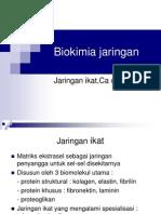 Biokimia Jaringan Ikat,CA Dan Tulang
