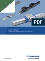 Profile Rail Linear Guides Ctpt
