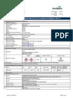 FDS Nitrato Amonico Grado Tecnico Fertiberia