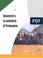 Italcementi Pontassieve Venduta Alla Colacem 64 Dipendenti 230mila Tonnellate Cementeria_pontassieve