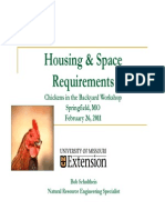 Backyard Chickens Information Publication