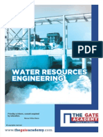 GATE Water Resource Engineering Book