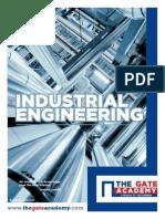 GATE Industrial Engineering Book