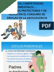 Factores Protectores y de Riesgo en El Consumo