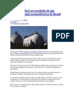 Bolivia Venderá Su Excedente de Gas Natural a Planta Termoeléctrica de Brasil