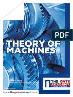 GATE Theory of Machines Book