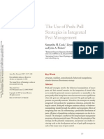 The Use of Push-Pull Strategies