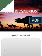 Unidad Didáctica Dinosaurios