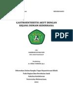 refleksi GE + KDS (gonk)