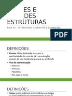 INTRODUÇAO DE PONTE E GRANDES ESTRUTURAS