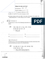 Writting Korean for Begginers Part IV