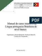 Manual de Língua Portuguesa Brasileira Básica