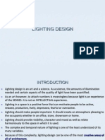 LIGHTING DESIGN.ppt