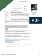 Flexural Properties Testing