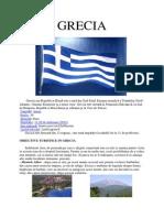 Turismul Greciei