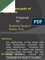 Basic Concept of Nutri