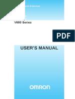 V680 Manual