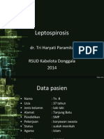 Presentasi Kasus 1 - Leptospirosis