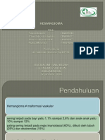 hemangioma fix.ppt