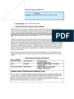 Example 1Case Study PIP Report Form W Change Made