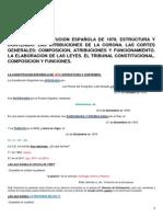 TEMA 1 constitucion española