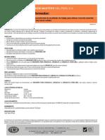 Hoja de Especificación de Chemalac