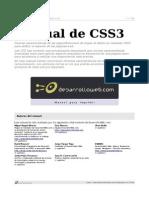 Manual Css3