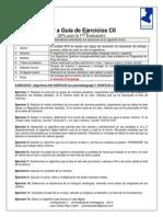 1era (Guía de Ejercicios DFD)