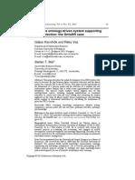 An Innovative Ontology-driven System Supporting Personnel Selection the OntoHR Case (Kismihok G)