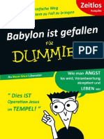 Babylon für Dummies Deutsche Version