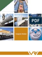 VRV S.p.a. Cryo Division Brochure