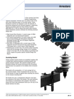Distribution Lightning Arrester